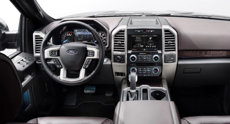 2015 Ford F-150 Interior and Redesign