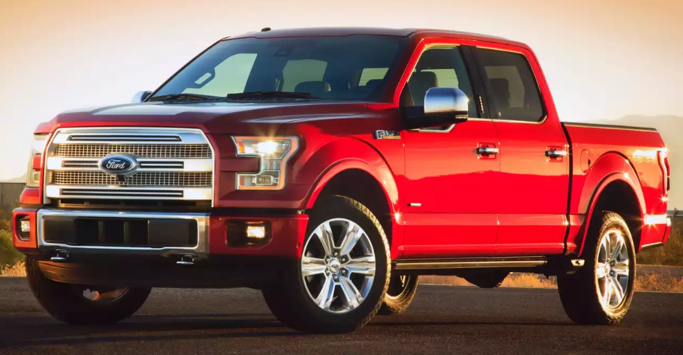 2015 Ford F-150 Owners Manual