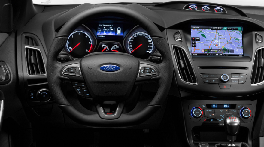 2015 Ford Focus Interior and Redesign