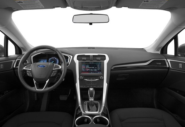 2015 Ford Fusion Interior and Redesign