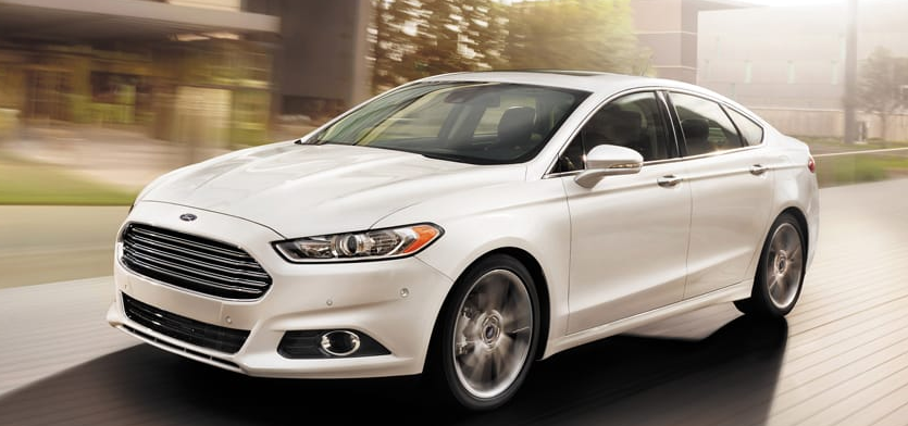 2015 Ford Fusion Owners Manual