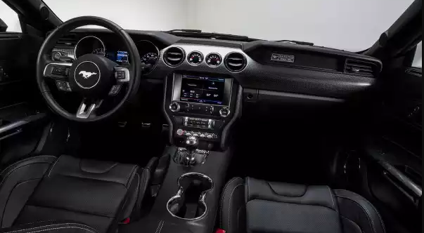 2015 Ford Mustang Interior and Redesign