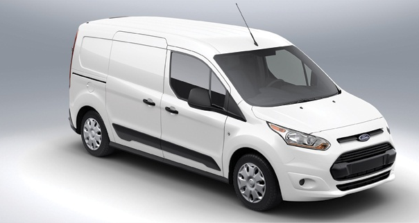 2015 Ford Transit Connect Owners Manual