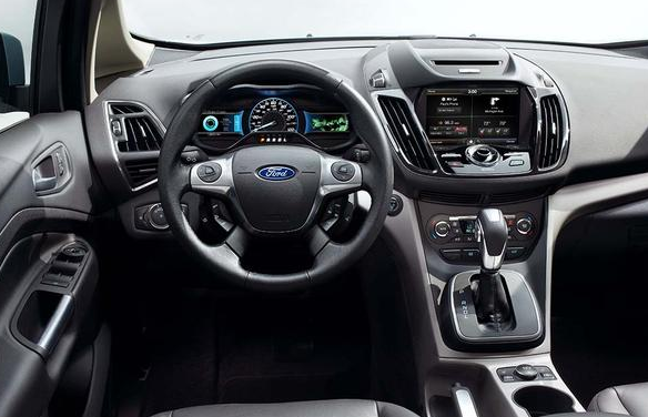 2016 Ford C-Max Interior and Redesign
