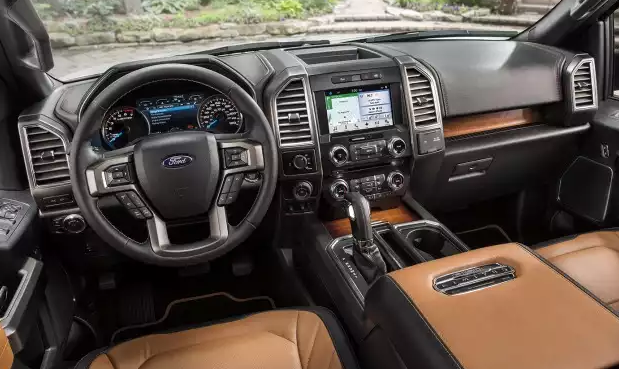 2016 Ford F-150 Interior and Redesign