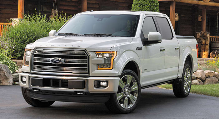 2016 Ford F-150 Owners Manual