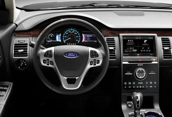 2016 Ford Flex Interior and Redesign