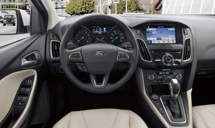 2016 Ford Focus Interior and Redesign