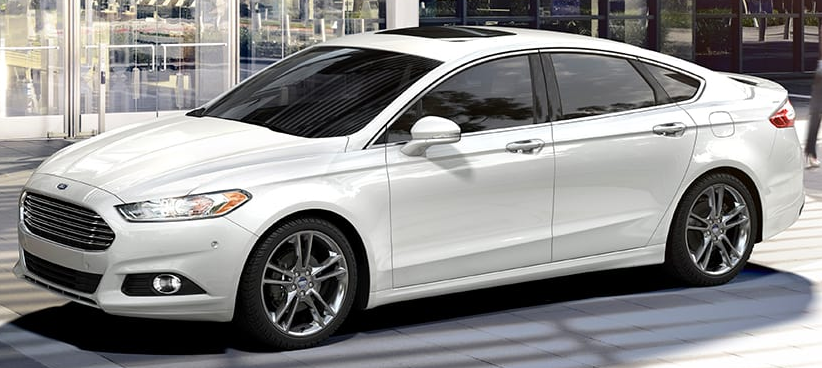 2016 Ford Fusion Owners Manual