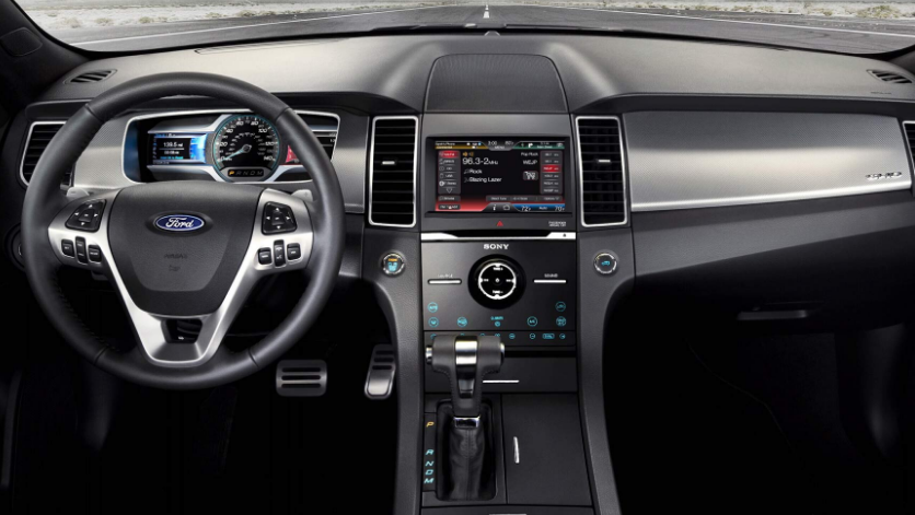 2016 Ford Taurus Interior and Redesign