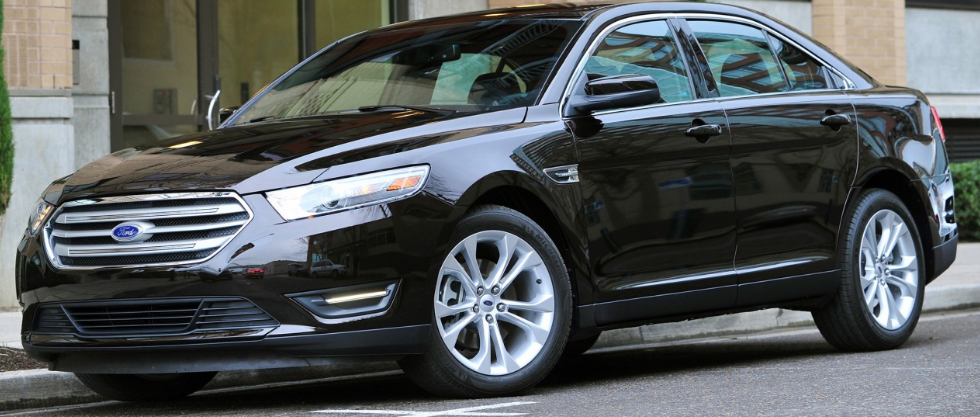 2016 Ford Taurus Owners Manual