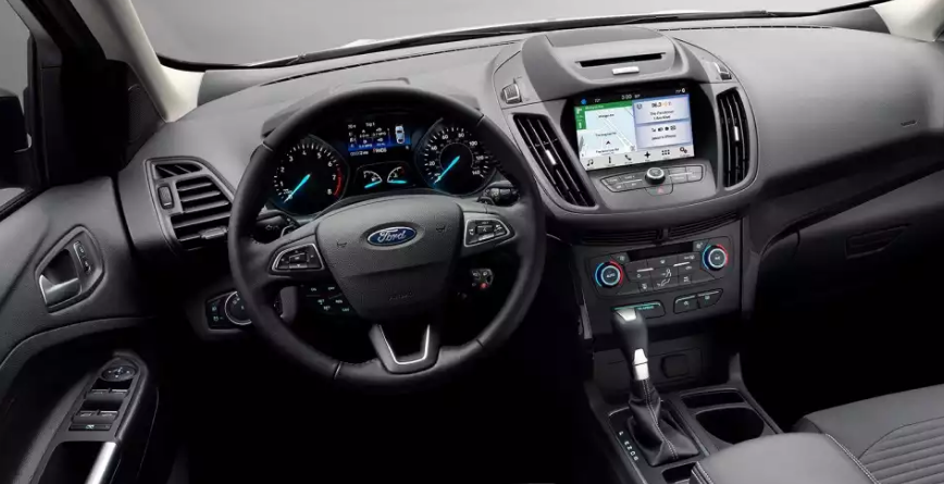 2017 Ford Escape Interior and Redesign