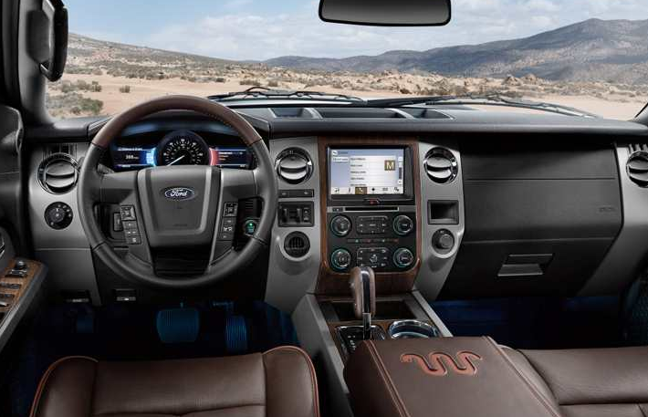 2017 Ford Expedition Interior and Redesign