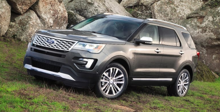 2017 Ford Explorer Owners Manual