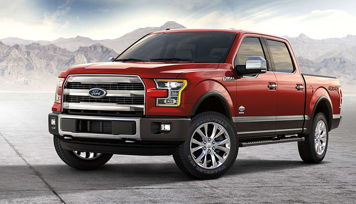 2017 Ford F-150 Owners Manual