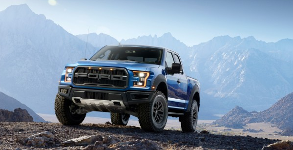 2017 Ford F-150 Raptor Owners Manual