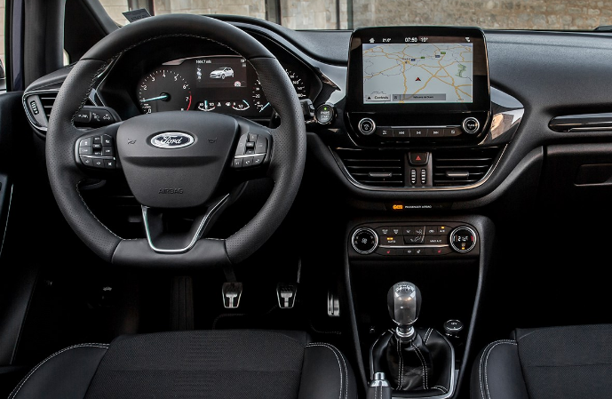 2017 Ford Fiesta Interior and Redesign