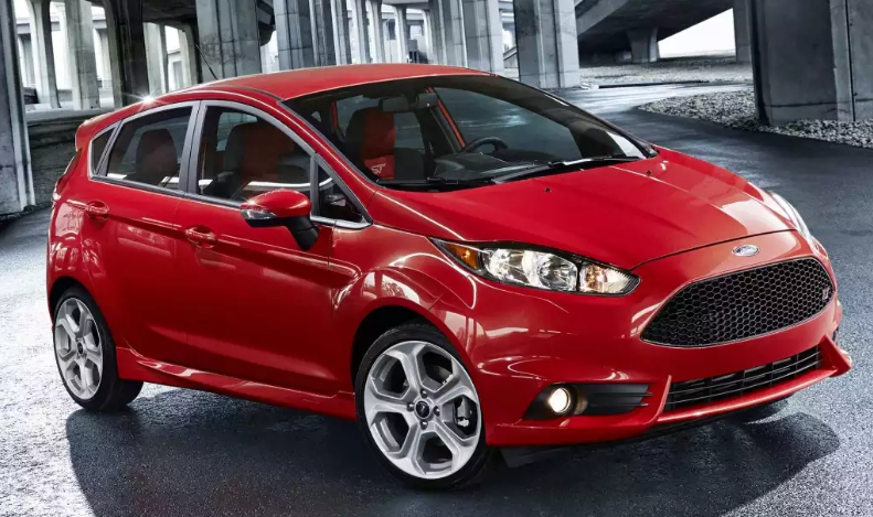 2017 Ford Fiesta Owners Manual