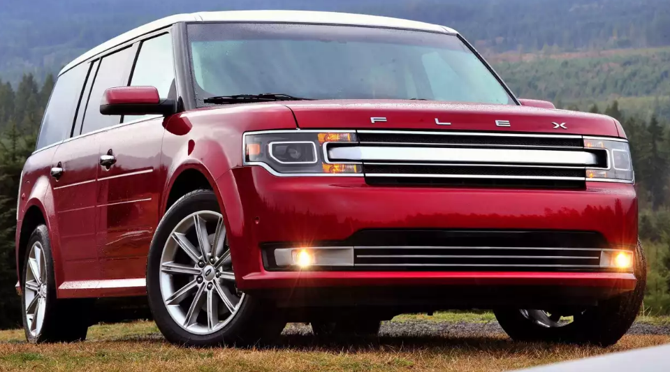 2017 Ford Flex Owners Manual