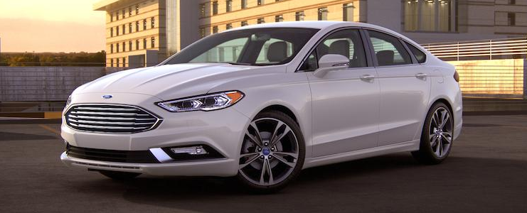 2017 Ford Fusion Owners Manual