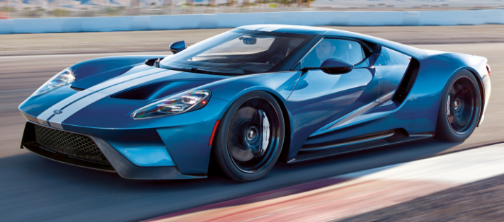 2017 Ford GT Owners Manual