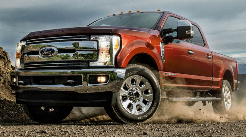 2017 Ford Super Duty Owners Manual