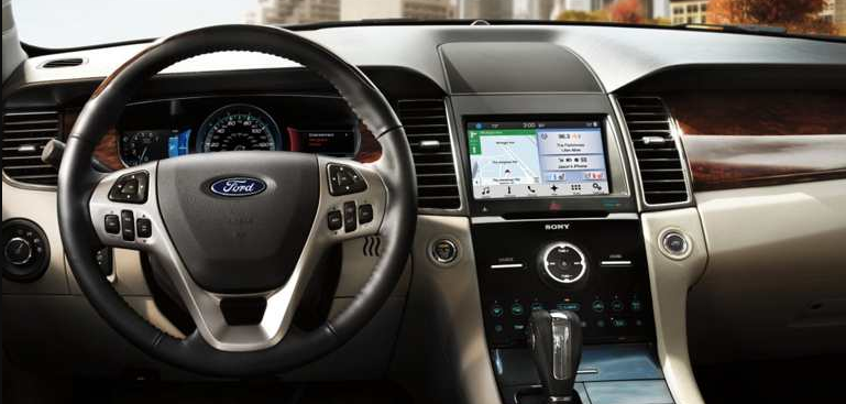 2017 Ford Taurus Interior and Redesign