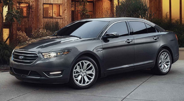 2017 Ford Taurus Owners Manual