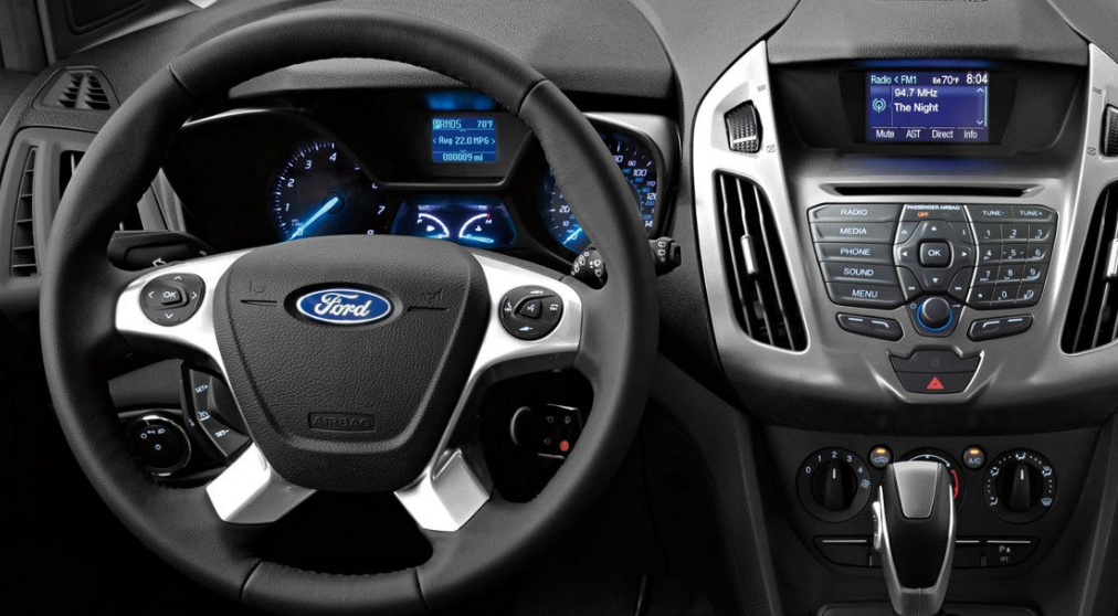 2017 Ford Transit Connect Interior and Redesign