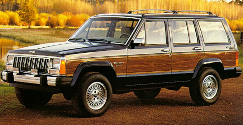 1992 Jeep Cherokee Owners Manual