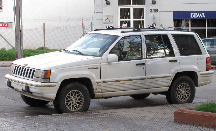 1994 Jeep Grand Cherokee Owners Manual