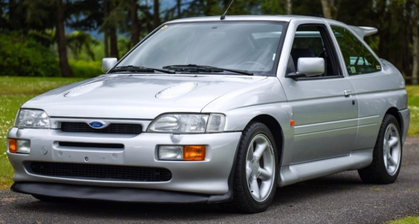1995 Ford Escort Owners Manual