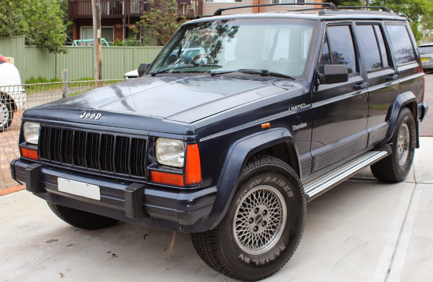 1995 Jeep Cherokee Service Manual