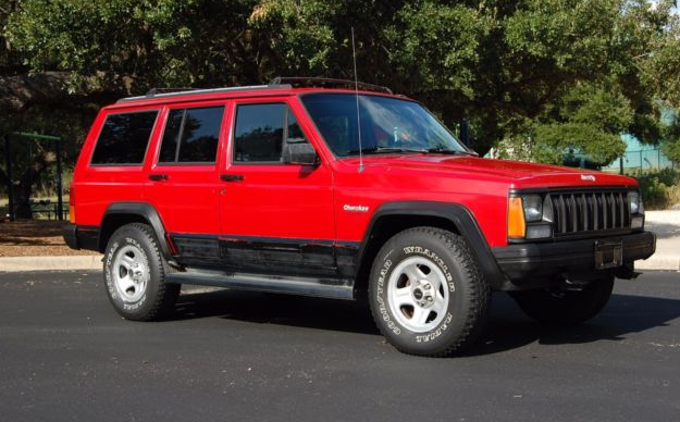 1995 Jeep Cherokee Repair Manual