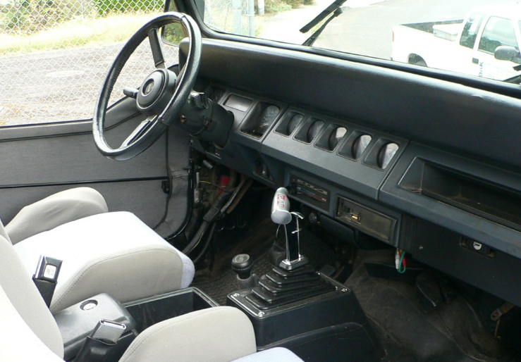 1995 Jeep Wrangler Interior and Redesign