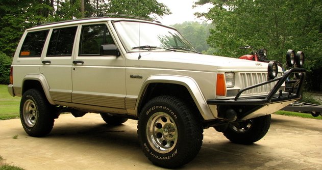 1996 Jeep Cherokee Service Manual