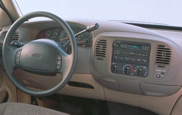 1997 Ford F-150 Interior and Redesign