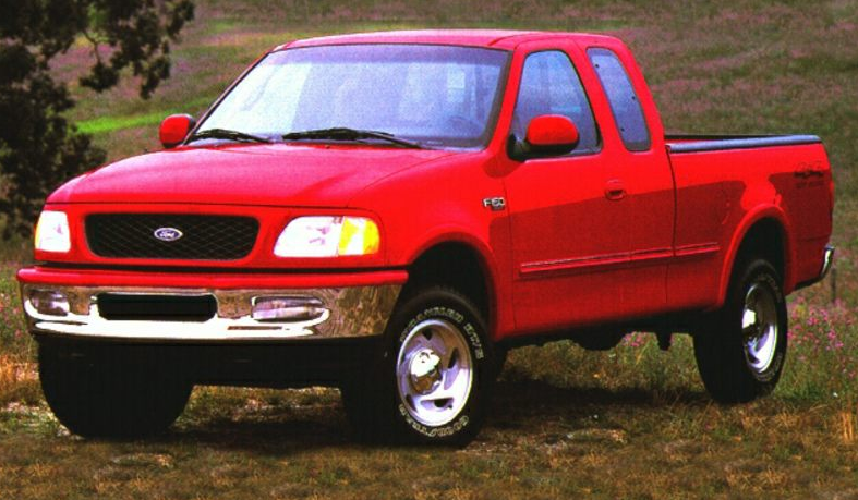 1997 Ford F-150 Owners Manual