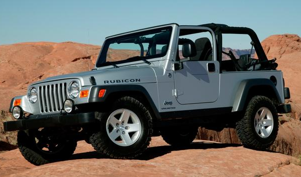1997 Jeep Wrangler Owners Manual
