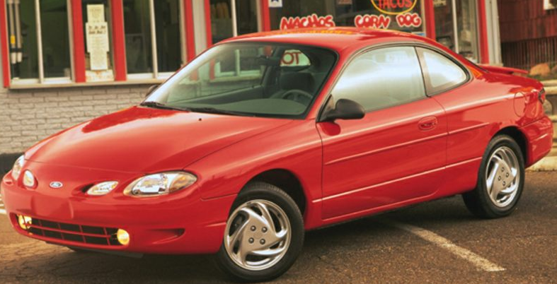 1999 Ford Escort Owners Manual