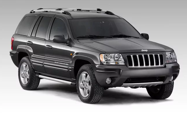 1999 Jeep Grand Cherokee Owners Manual