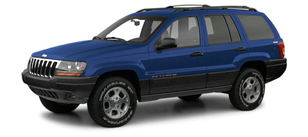 2000 Jeep Grand Cherokee Owners Manual