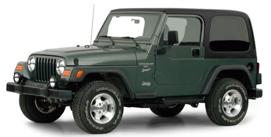 2000 Jeep Wrangler Owners Manual