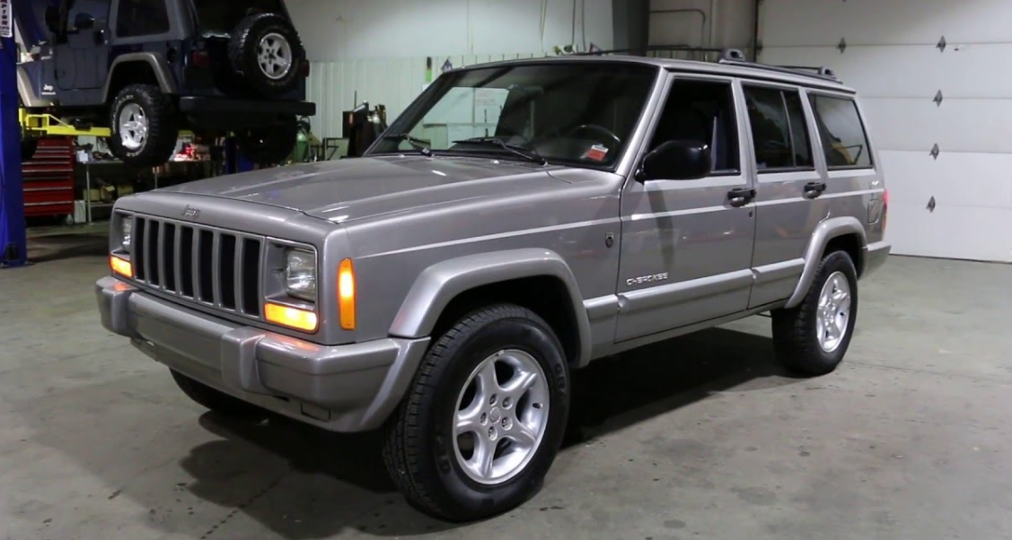 2001 Jeep Cherokee Owners Manual
