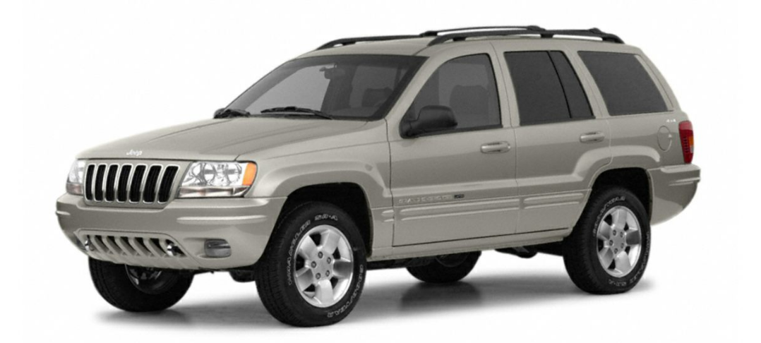 2002 Jeep Grand Cherokee Owners Manual