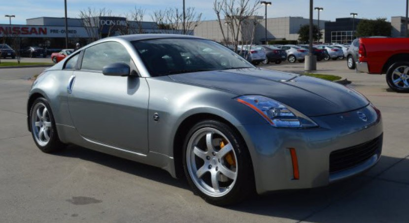 2003 Nissan 350Z Owners Manual