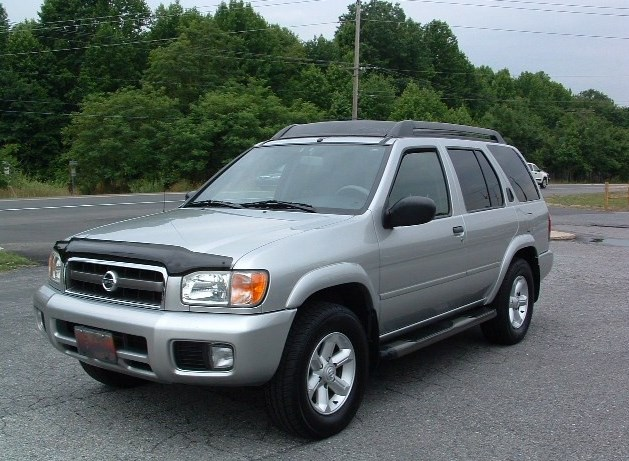 2003 Nissan Pathfinder Owners Manual