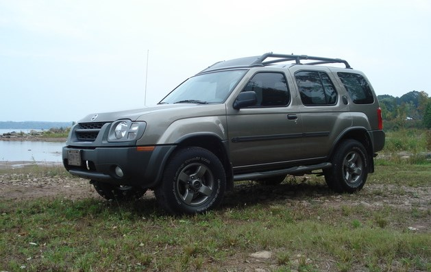 2003 Nissan Xterra Owners Manual