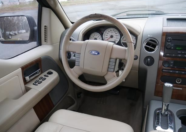 2004 Ford F-150 Interior and Redesign