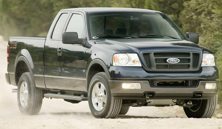 2004 Ford F-150 Owners Manual
